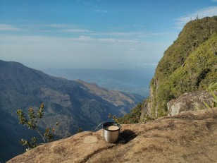 Horton Plains : Le World's End