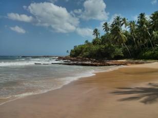 Tangalla : La Goyambokka Beach