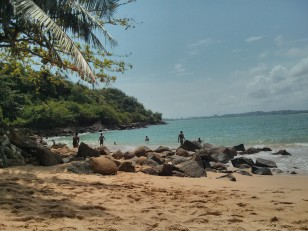 Unawatuna : La Jungle Beach