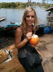 Negombo : Une petite pause rafraîchissante
