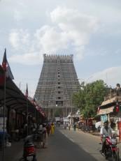 Tiruchirapally : Le temple de Srirangam