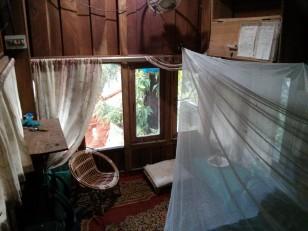 Kumily : Notre cabane dans l'arbre au Coffee Inn