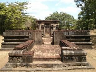 Polonnaruwa : Le site archéologique