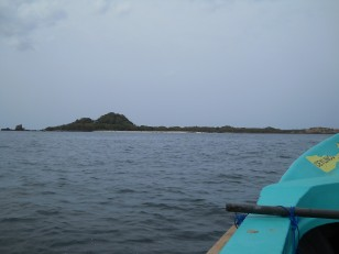 Direction Pigeon Island