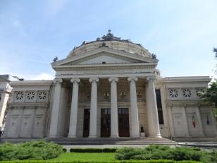 Bucarest: L'athénée roumain