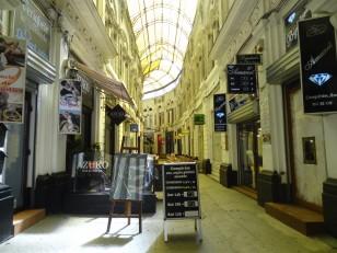 Bucarest: Le passage secret des bijoutiers