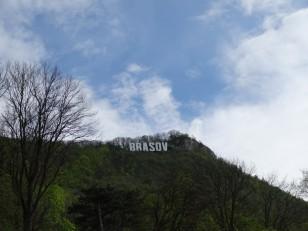 Brașov: La colline de la Tâmpa