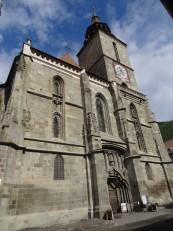 Brașov: L'emblématique Eglise Noire