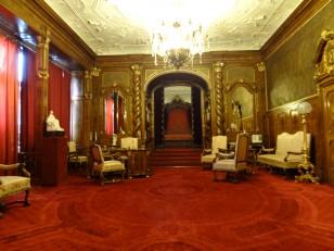 Sinaia: Et bien entendu, une suite royale!