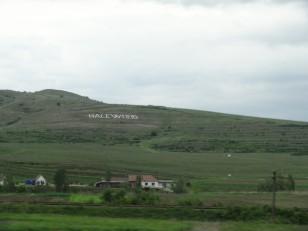 Sur la route de Sebeș