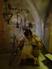 Hunedoara: La chambre des tortures