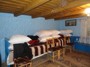 Săpânța : La chambre