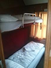 Vișeu de Sus: Notre cabine