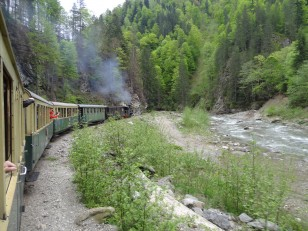 Vișeu de Sus: La vallée de Vaser