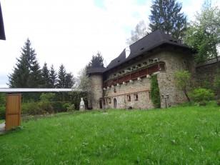 La Bucovine: Le monastère de Moldovita