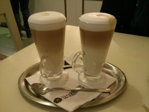 Prague : Pause Latte au Carrousel
