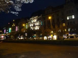 Prague: Les Champs-Elysées pragois