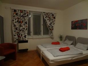 Prague: Notre studio