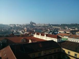 Prague: ... le château…