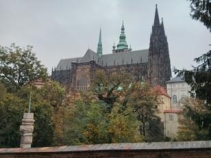 Prague: Le château