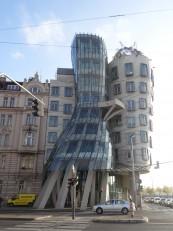 Prague: La maison dansante