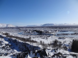 Le cercle d'or : Le parc national de Þingvellir