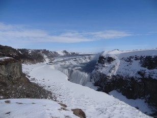 Le cercle d'or : Gullfoss