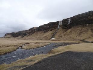 Le Sud de l'Islande : La 2e cascade de Seljalandsfoss