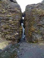 Le Sud de l'Islande : La 3e cascade de Seljalandsfoss
