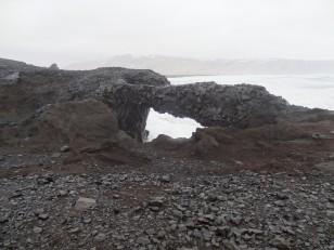 Le Sud de l'Islande : L'arche volcanique de Dyrhólaey
