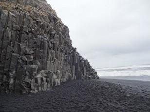 Le Sud de l'Islande : Les orgues basaltiques de Reynisfjara