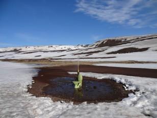 Le Nord de l'Islande : Sur la route du volcan Krafla