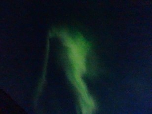 Le Nord de l'Islande : Des aurores boréales