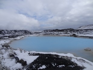 La péninsule de Reykjanes : Le Blue Lagoon