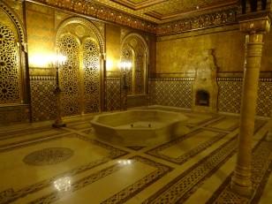 Saint-Pétersbourg: Le salon mauresque du palais Youssoupov