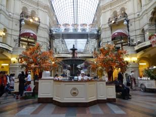 Moscou: Il est connu pour ses boutiques haut de gamme et son architecture originale