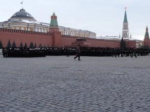 Moscou: Le Kremlin