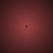 Kde dark red grain 2560x1440